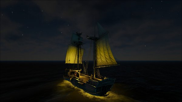 Maiden Voyage Part 3