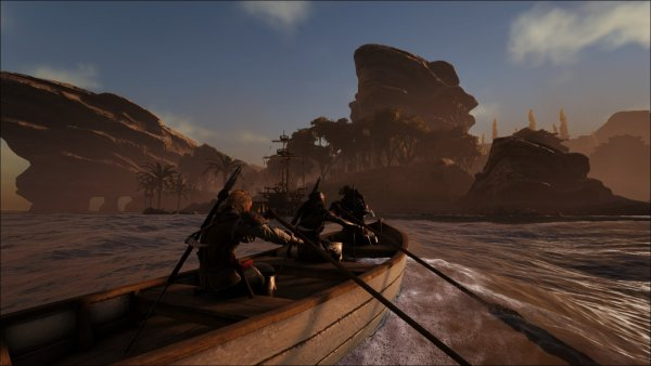 Row, row , row your boat!