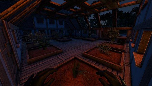 Greenhouse - Interior